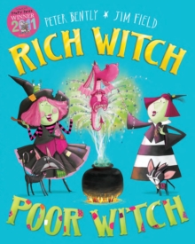 Rich Witch, Poor Witch, Paperback Book