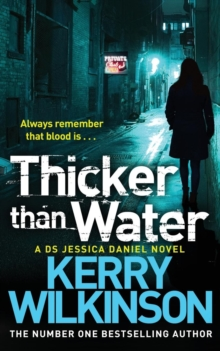 Thicker Than Water, Paperback Book