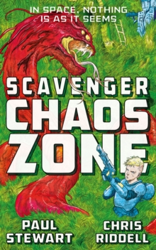 Scavenger: Chaos Zone, Paperback Book