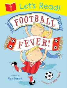 Let's Read! Football Fever, Paperback Book