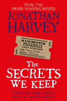 The Secrets We Keep, Paperback Book