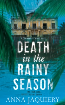 Death in the Rainy Season, Hardback Book