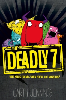 The Deadly 7, Paperback Book