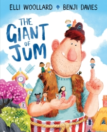 The Giant of Jum, Hardback Book