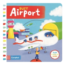 Busy Airport, Board book Book