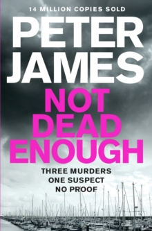 Not Dead Enough, Paperback Book