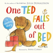One Ted Falls Out of Bed, Paperback Book