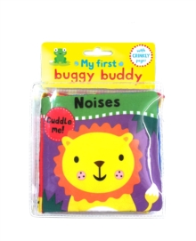 My First Buggy Buddy: Noises, Rag book Book