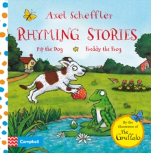 Rhyming Stories: Pip the Dog and Freddy the Frog, Board book Book