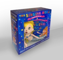 The Singing Mermaid Book and Toy, Mixed media product Book