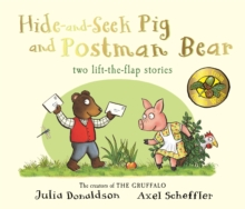 Tales from Acorn Wood: Hide-and-Seek Pig and Postman Bear, Paperback Book