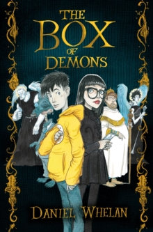 The Box of Demons, Paperback Book