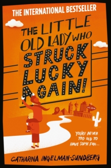 The Little Old Lady Who Struck Lucky Again!, Paperback Book