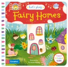 Let's Play Fairy Homes, Board book Book