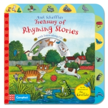 Axel Scheffler Treasury of Rhyming Stories Book and CD, Board book Book