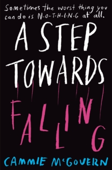 A Step Towards Falling, Paperback Book