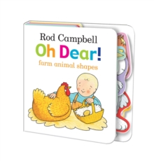 Oh Dear! Farm Animal Shapes, Board book Book