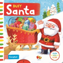 Busy Santa, Board book Book