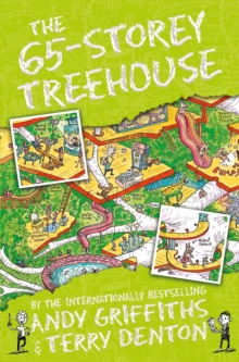 The 65-Storey Treehouse, Paperback Book