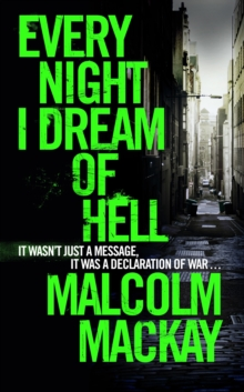 Every Night I Dream of Hell, Hardback Book