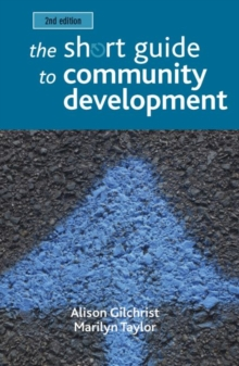 The short guide to community development, Paperback / softback Book