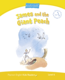 Level 6: James and the Giant Peach, Paperback Book