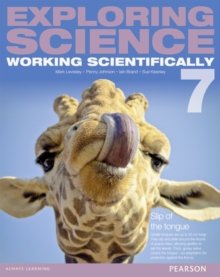 Exploring Science: Working Scientifically Student Book Year 7