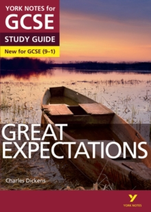 Great Expectations: York Notes for GCSE (9-1), Paperback Book