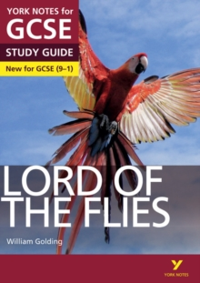 Lord of the Flies: York Notes for GCSE (9-1), Paperback Book