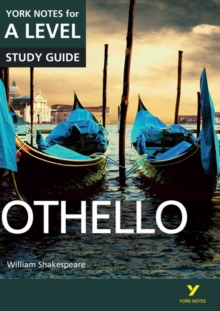 Othello: York Notes for A-Level, Paperback Book