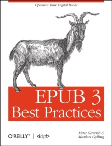 EPUB 3 Best Practices, Paperback / softback Book