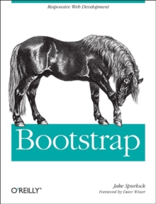Bootstrap : Responsive Web Development, Paperback Book