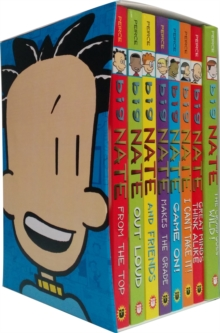Big Nate - 8 book boxed set, Paperback Book