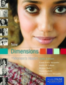 New Dimensions In Women's Health, Paperback Book