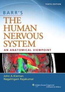 Barr's The Human Nervous System: An Anatomical Viewpoint, Paperback Book