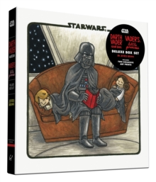 Darth Vader & Son / Vader's Little Princess Deluxe Box Set (Includes Two Art Prints) (Star Wars), Mixed media product Book