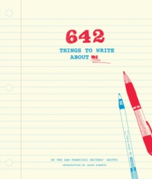 642 Things to Write About Me, Record book Book