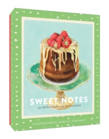 Sweet Notes : 20 Notecards and Envelopes, Cards Book