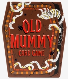 Old Mummy Card Game, Game Book