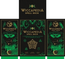 The Wiccapedia Spell Deck : A Compendium of 100 Spells and Rituals for the Modern-Day Witch, Mixed media product Book
