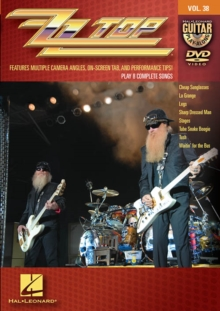 ZZ Top: Guitar Play-along, DVD  DVD
