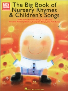 The Big Book Of Nursery Rhymes & Children's Songs, Paperback / softback Book
