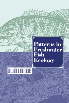Patterns in Freshwater Fish Ecology, PDF eBook