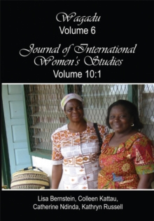 Wagadu Volume 6 Journal of International Women's Studies Volume 10:1