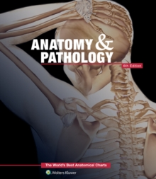Anatomy & Pathology:The World's Best Anatomical Charts Book, Fold-out book or chart Book