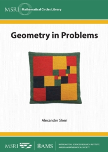 Geometry in Problems, Paperback / softback Book