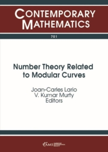 Number Theory Related to Modular Curves : Momose Memorial Volume, Paperback Book