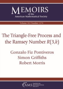 The Triangle-Free Process and the Ramsey Number $R(3,k)$