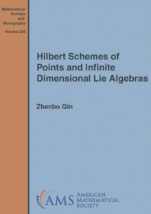 Hilbert Schemes of Points and Infinite Dimensional Lie Algebras, Hardback Book