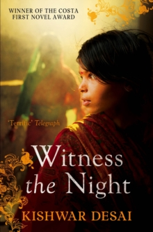 Witness the Night, Paperback Book